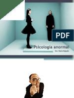 Introducción a La Psicología Anormal