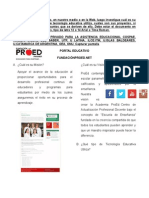 Portal Educativo - Fundacion Proed Panamá