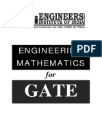 Engineering Mathematics Studies