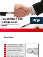 privatizationandderegulation-130506105016-phpapp01