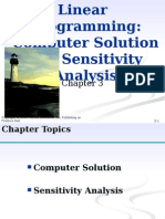 Chap03- Linear Programming - Sensitivity Analysis.ppt