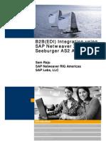 B2B(EDI) Integration using Process Integration capabilities of SAP Netweaver and Seeburger AS2 Adapter - Webinar Presentation.pdf