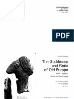 The Goddesses and Gods of Old Europe - Gimbutas