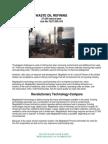 Waste Oil Refining