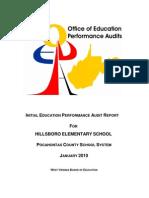69-101 Hillsboro Elementary (Initial)