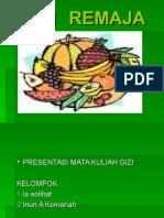 GIZI  REMAJA'06.ppt