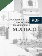 54 canciones traducidas al mixteco