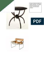 Ficha de análisis de objetos