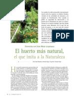 El Huerto Mas Natural