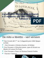 L_analisi Del Mito Di Don Giovanni e Il (1) (1) Konacno