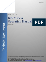 GlobalTop GPS-Viewer Operation-Manual v1.5