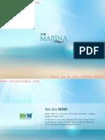 m3m Marina Brochure