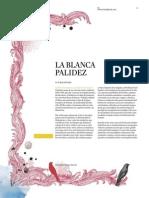 Racionero, Luis - La Blanca Palidez