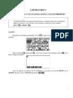 Manual Basico Casio Fx-9860 G II SD