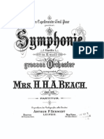 Beach Symphony