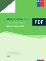 Marco Referencial 5 y 6 Basico Ciencias Naturales