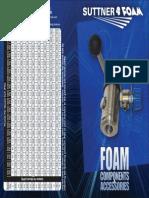 Sut t Ner Foam Catalog
