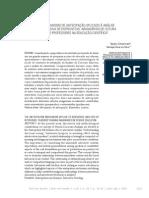 O MECANISMO DE ANTECIPAÇÃO APLICADO À ANÁLISE  DISCURSIVA DE ENTREVISTAS
