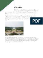 Castelul de la Versailles.docx