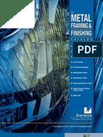 Metal Framing and Finishing Catalog