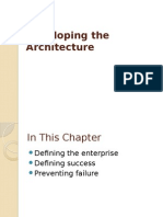 Developing the Architecture