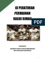 Rimau Rugby Law Book