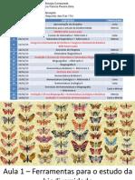 Ferramentas p Estudo Da Biodiversidade-Profa Mercia