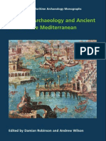 WILSON a. - Developments in Mediterranean Shipping and Maritime Trade From the Hellenistic Period to AD 1000