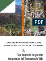 Guia Ilustrada de Plantas Destacadas Del Santuario de Vida Silvestre Los Besotes, Valledupar, Cesar, Colombia