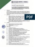 ORIENTACIONES PARA LA ELABORACIÓN DE DOCUMENTOS DE GESTIÓN EN LA SEDE ADMINISTRATIVA DE LA UGEL 03 Y LAS INSTITUCIONES EDUCATIVAS DE EDUCACIÓN BÁSICA Y EDUCACIÓN TÉCNICO PRODUCTIVA DE LA JURISDICCIÓN UGEL Nº 03 PARA EL ESCOLAR 2015.