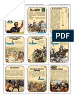 Cartas Commands & Colors