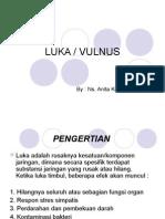 Luka Jahitan