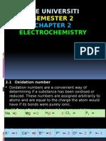 Chemistry Form 6 Semester 2