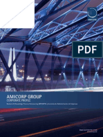 AMICORP PRESENTACION Amicorp Group Corporate Profile Spanish