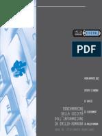 Volume 12 Punto 1Benchmarking della società dell'informazione in Emilia-Romagna. Primo rapporto 2007