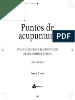 Descripción de Los Nombres Puntos_de_acupuntura