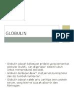 Globulin
