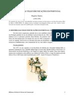 Historia Telecomunicacoes Em Portugal