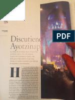 Discutiendo Ayotzinapa