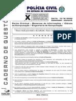 Prova Perito Info 2009