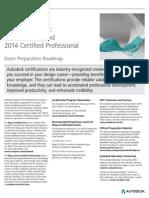 Autodesk Maya 2014 Certification Roadmap Fall2013-Web