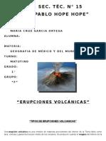 ERUPCIONES VOLCANICAS (3)
