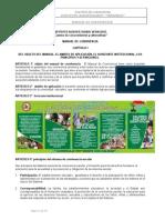 manual de convivencia  i a  veracruz 2014