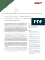 Tems Mobileinsight 2.0 Datasheet