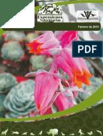 Revista Expresiones veterinarias, Febrero de 2015
