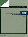 La Composition Du Béton Hydraulique Du Labo Au Chantier
