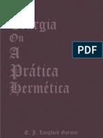 Teurgia Ou a Pratica Hermetica