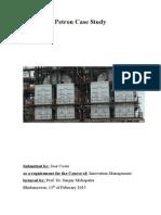 Petron Case Study - José Costa
