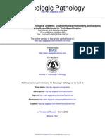 Toxicol Pathol 2002 Kohen 620 50