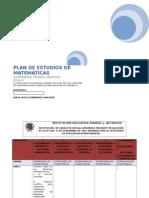 Matemáticas Ciclo 4